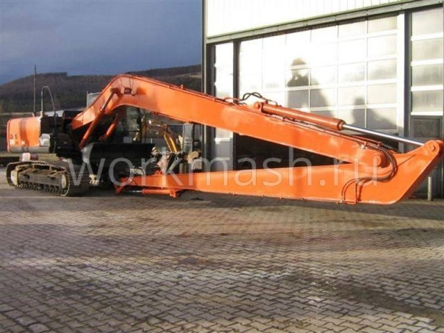Hitachi ZX250LCH Long Reach